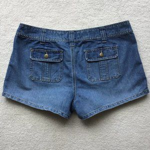 TYTE JEANS DENIM SHORTS BLUE SIZE 15